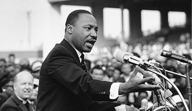 Dr. Martin Luther King Jr. Photo